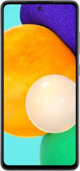 Мобільний телефон Samsung Galaxy A52 8/256 GB Black