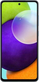 Мобільний телефон Samsung Galaxy A52 4/128 GB Blue