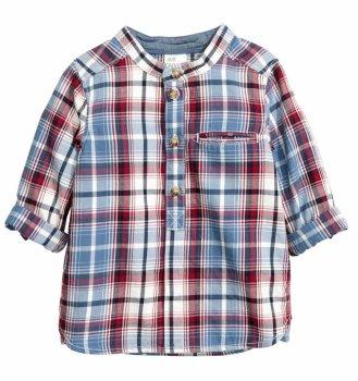 Рубашка H&M 0541500001  Разноцветный 63980