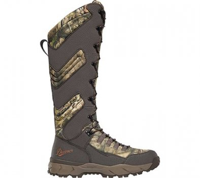 "Чоловічі чоботи Danner Vital Snake 17"" Hunting Boot Mossy Oak Break-Up Country Leather/Polyester (139842)"
