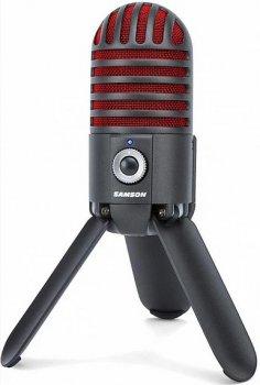 Микрофон Samson Meteor Titanium Red Limited Edition