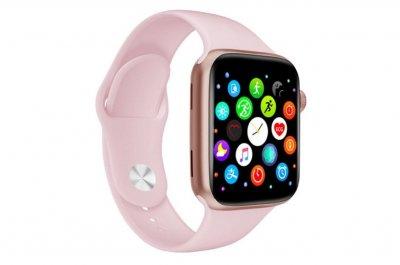 Smart Watch , Умные Часы, Sport Tech X7 FitPro Розовые