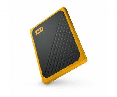 SSD накопичувач WD My Passport Go 2 TB Amber (WDBMCG0020BYT-WESN)