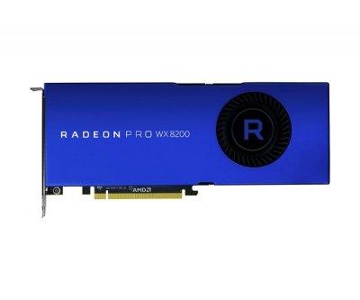 Відеокарта AMD Radeon Pro WX 8200 8GB HBM2 (100-505956)