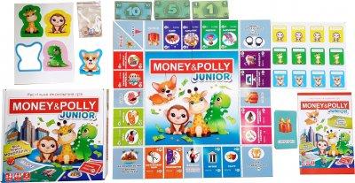 Настільна економічна гра Мій Успіх+ Money Polly Junior (укр) (4823076000370)