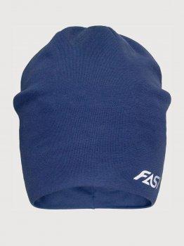 Демисезонная шапка David's Star 2155 52 см Темно-синяя (ROZ6400045241)