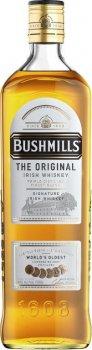 Виски Bushmills Original 6 лет выдержки 0.7 л 40% (5010103917087_5055966800022)