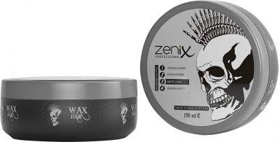 Віск для укладання волосся Zenix Матовий ефект 150 мл (8680075540964)