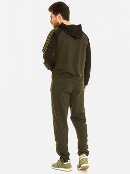 Спортивний костюм Demma 919 Хакі