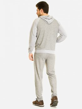 Спортивний костюм Demma 810 Сірий