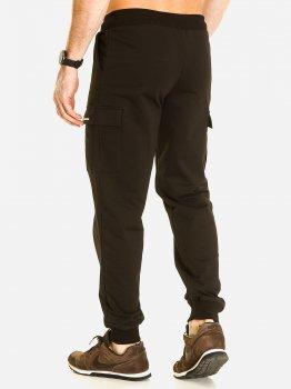 Спортивні штани Demma 803 Чорні
