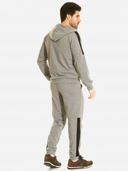 Спортивний костюм Demma 784 Темно-сірий