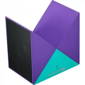 Акустическая система CANYON Transformer Portable Bluetooth Speaker Purple (CNS-CBTSP4GBL)