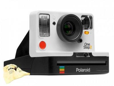 Камера моментальной печати Polaroid OneStep 2 VF White