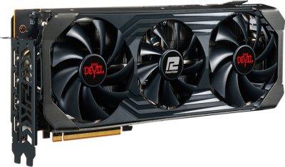 PowerColor PCI-Ex Radeon RX 6700 XT Red Devil 12GB GDDR6 (192bit) (2514/16000) (HDMI, 3 x DisplayPort) (AXRX 6700XT 12GBD6-3DHE/OC)