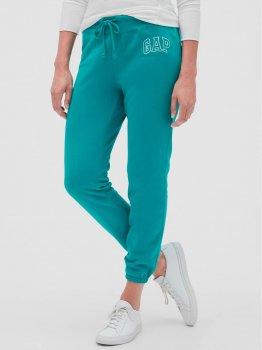 Спортивные штаны Gap 519203339 Бирюзовые