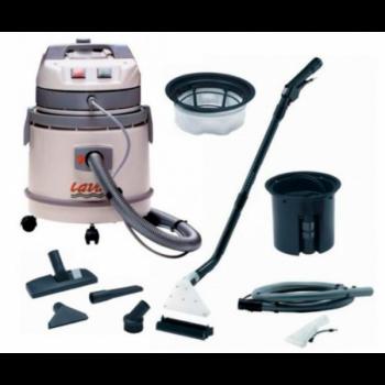 Профессиональный моющий пылесос и ковровый экстрактор для сухой и влажной уборки SOTECO LAVA для химчистки (00021 L)