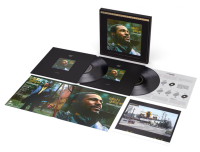"""Виниловая пластинка Marvin Gaye - """"What's Going On"""" Limited Edition"""