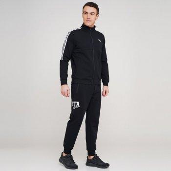 Чоловічі спортивні штани Anta Knit Track Pants Чорний (ant852118321-2)