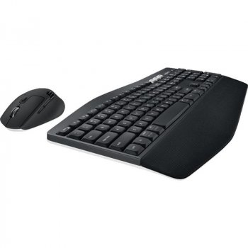 Комплект бездротової Logitech MK850 Black Bluetooth (920-008232)