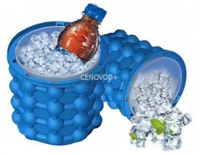 Уникальная форма для льда ведро силиконовое (9687094)