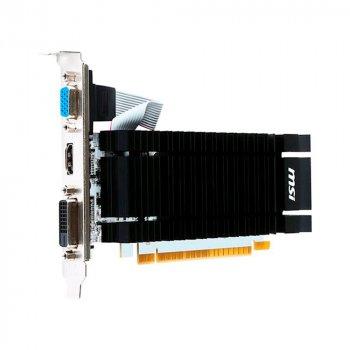 Видеокарта MSI GeForce GT 730 N730K-2GD3H/LP