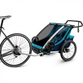 Коляска Thule Chariot Cross2 Blue (TH10202013)