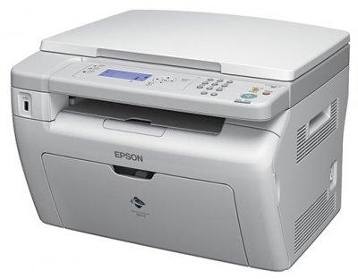 МФУ Epson Aculaser MX14 (A4, лазерный, черно-белая, USB, 24000 стр.) Б/У