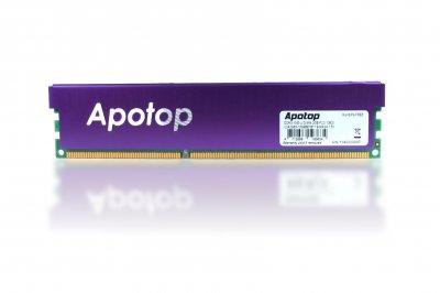 Оперативная память 4 ГБ, DDR3, Apotop (для настольных ПК, 1866 МГц, 1.5 В, CL11, U3A4G93-13G9HP2 Б/У