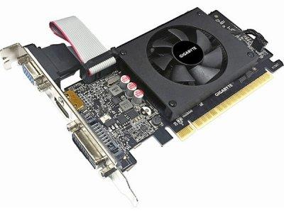 Відеокарта GigaByte GeForce GT710 2GB GDDR5 64bit Low Profile