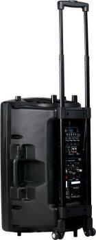 Портативна акустична система IBIZA PORT 15 UHF-BT