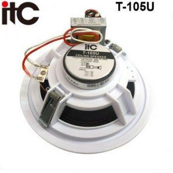 Встраиваемая потолочная акустика ITC T-105U