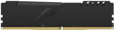 Оперативна пам'ять HyperX DDR4-2666 4096MB PC4-21300 Fury Black (HX426C16FB3/4)