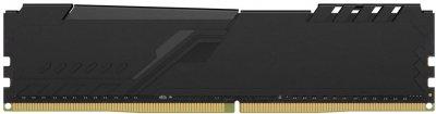 Оперативная память HyperX DDR4-2666 4096MB PC4-21300 Fury Black (HX426C16FB3/4)