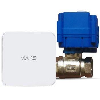 Комплект управління моторизованим клапаном Maks PRO Valve