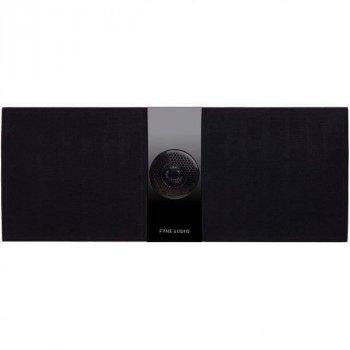 Акустика центрального каналу Fyne Audio F300C Black Ash