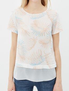 Блузка Koton 7YAK62231UW Rose Design