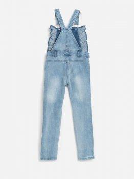 Напівкомбінезон джинсовий Coccodrillo Galaxy WC1118101GAL-014 Блакитний