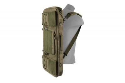 Збройовий чохол Lancer Tactical 29 Double Rifle Gun Bags 1000D Nylon 3-Way Carry CA288 Олива (Olive)