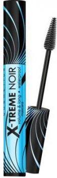 Тушь для ресниц Eveline X-Treme Noir водостойкая 10 мл (5901761933000)