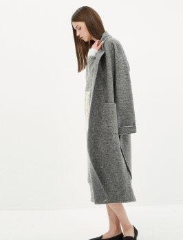 Пальто Koton 7KAK06066QK Grey