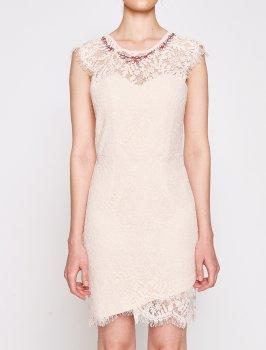 Платье Koton 7YAK84053FK Powder