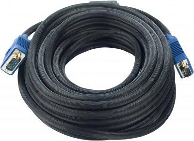 Кабель ProfCable VGA Plug — VGA Plug Video Cable 10 м Black (2-1000)