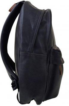Рюкзак молодежный YES ST-16 Infinity deep black 42x31x13 унисекс (555042)