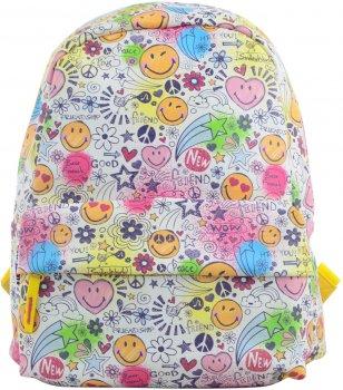 Рюкзак молодіжний YES ST-28 Smile 34x24x13.5 Жіночий (554942)