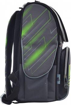 Рюкзак школьный каркасный YES H-11 Football 33.5x26x13.5 Мужской (555144)