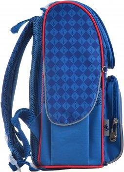 Рюкзак школьный каркасный YES H-11 Oxford 33.5x26x13.5 Мужской (555128)
