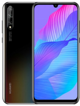 Мобильный телефон Huawei P Smart S 4/128GB Midnight Black (860845044694179) - Уценка
