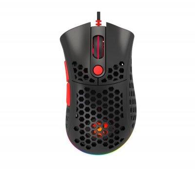 Мышь 2E Gaming HyperSpeed Pro RGB Black (2E-MGHSPR-BK) USB