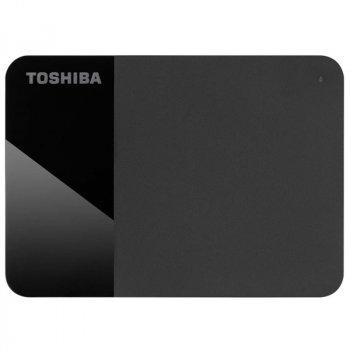 """HDD ext 2.5"""" USB 2.0 ТБ Toshiba Canvio Ready Black (HDTP320EK3AA)"""